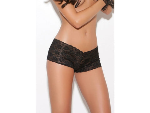 2637 Elegant Moments Boy Short Panties