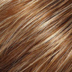 FS26/31 Red/Brown Base w/ Red/Golde Blond Highlights