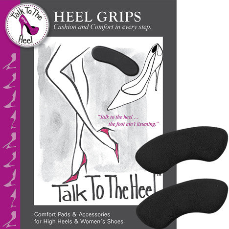 Heel Grips from Talk to The Heel by Braza
