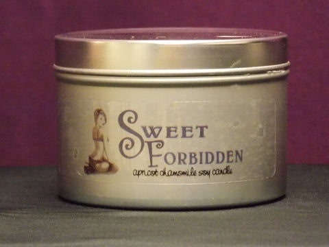 Sweet Forbidden Soy Candle