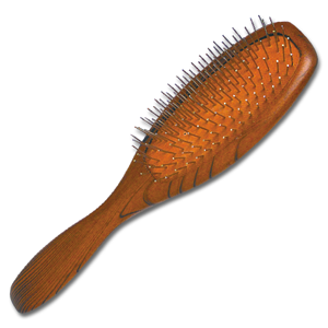 Metal Bristle Wig Brush