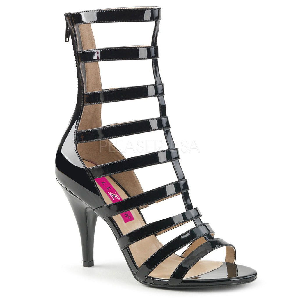 "Dream 438  - A 4"" Heel Strappy Ankle Boot -"