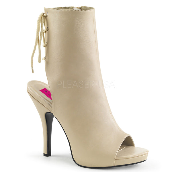 Open Toe/Heel Boot - Eve-102