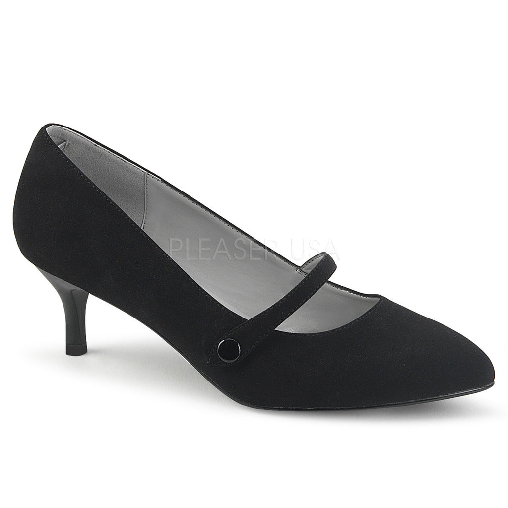 "2 1/2"" Kitten Heel Mary Jane Pump"