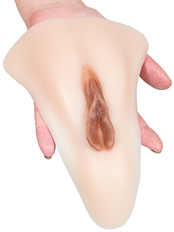 Selene Smoothing Gaff with Silicone Vagina