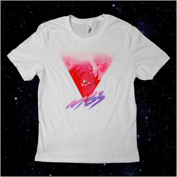 M83 MENS TRIANGLE TEE