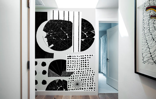 Introducing Wall Panels. With designs by Neasden Control Centre.