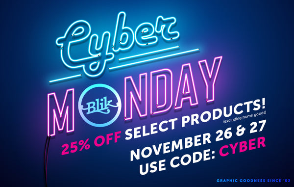 Grab your devices! We've got a Cyber Monday (and Tuesday!) sale.