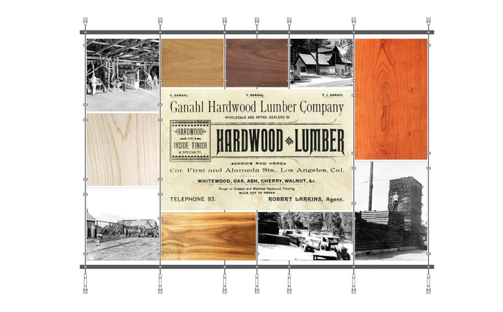 GANAHL LUMBER (In Process)