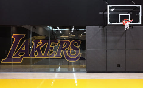 THE LOS ANGELES LAKERS ( IN PROCESS )