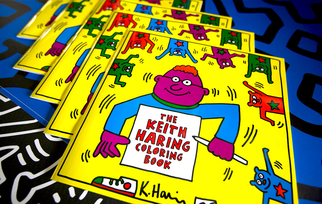 Happy Birthday, Keith Haring! Sale and Giveaway Celebration ...