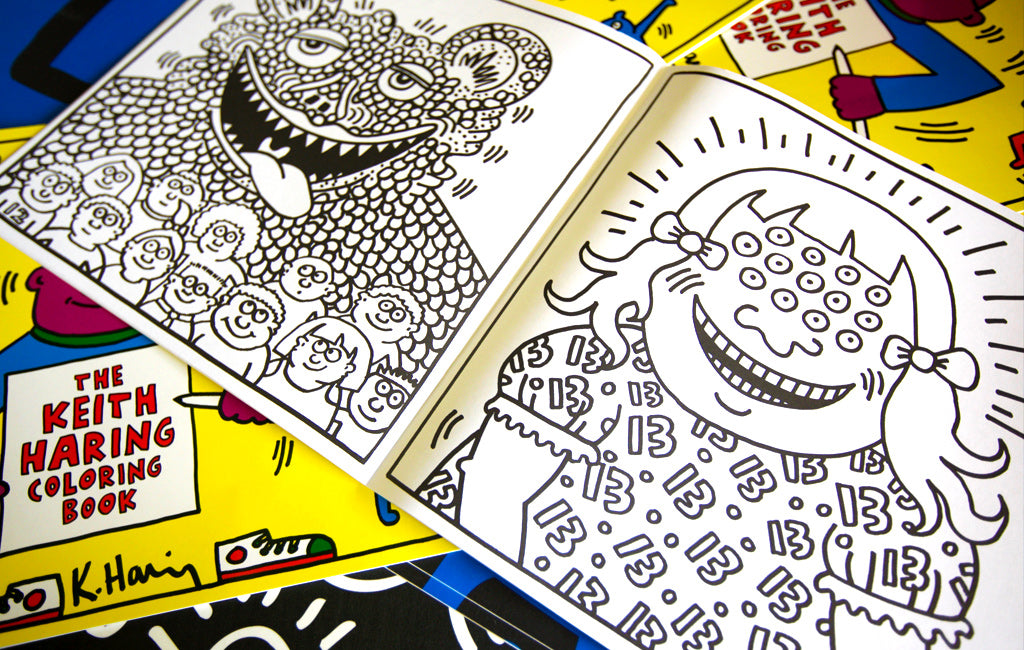 Happy Birthday, Keith Haring! Sale and Giveaway Celebration. – Blik