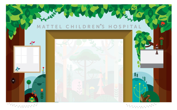 MATTEL CHILDREN'S HOSPITAL PHASE 1