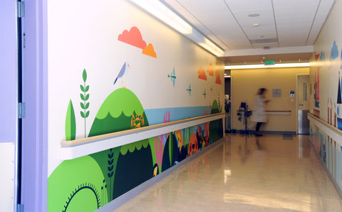 MATTEL CHILDREN'S HOSPITAL PHASE 2