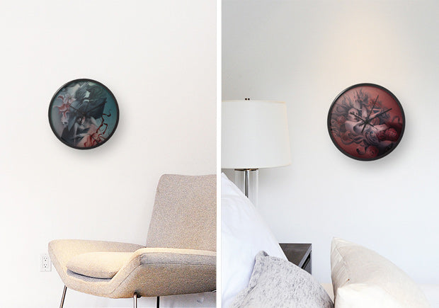 Time is of the essence. New clocks by Craww.