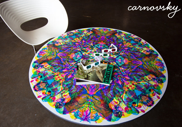 Hit the Lights! New Carnovsky graphics & Giveaway