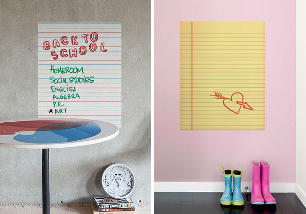 Express Yourself! New Dry Erase Products from Blik