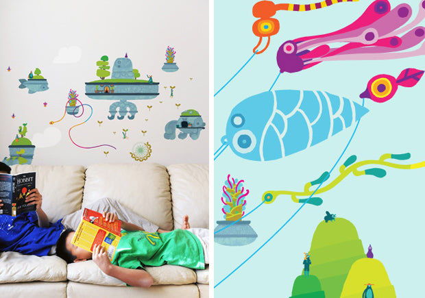 Art & the Video Game. Discover the Worlds of Hohokum