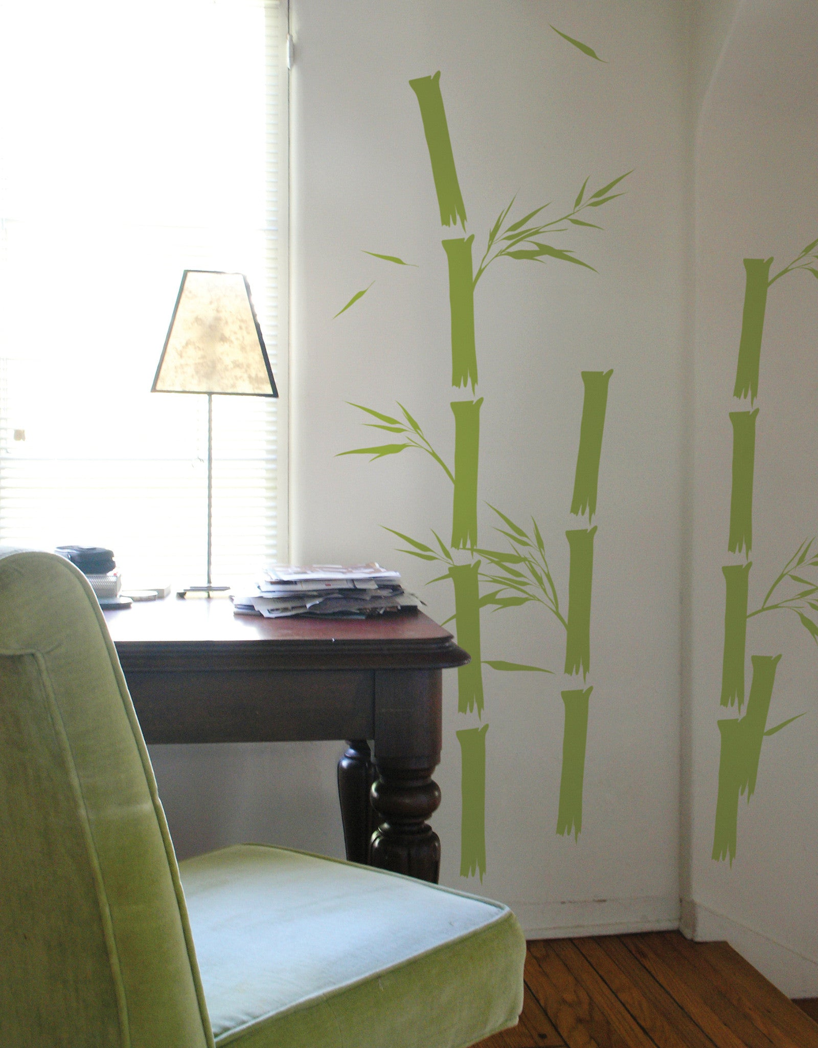 Home Wall Graphics Bamboo. Bamboo & Bamboo Vinyl Wall Decals | Bamboo Decal Wall Art | Blik