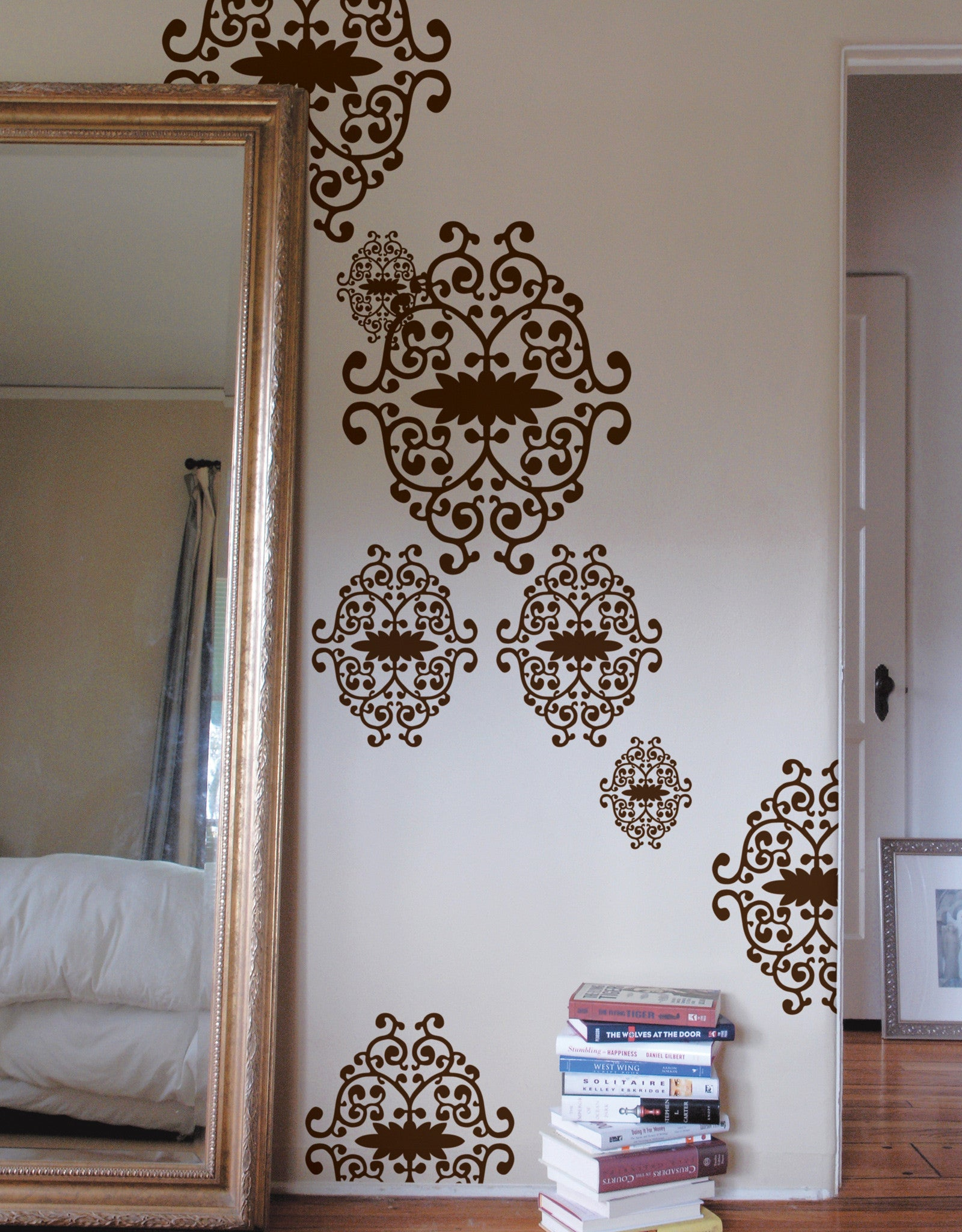 Iron Vines : blik wall decal - www.pureclipart.com