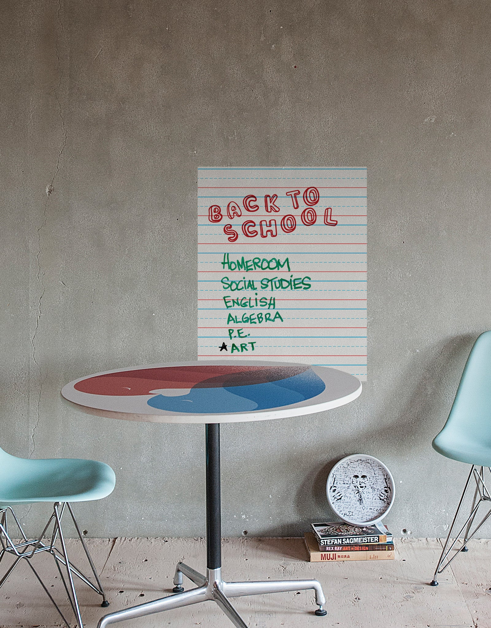 Writing Paper Dry Erase · Writing Paper Dry Erase & Writing Paper Dry Erase Wall Decal u2013 Blik