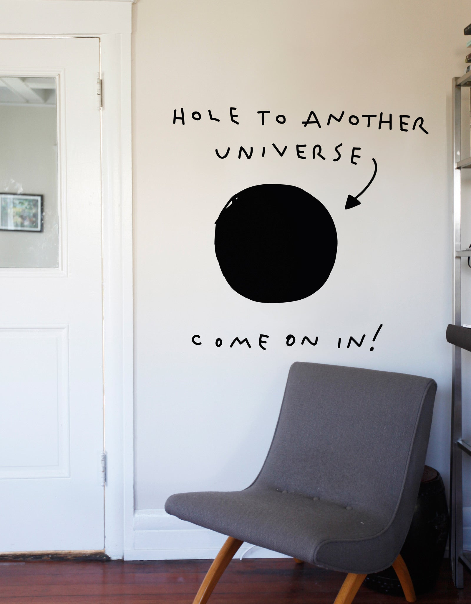 Hole To Another Universe · Hole To Another Universe