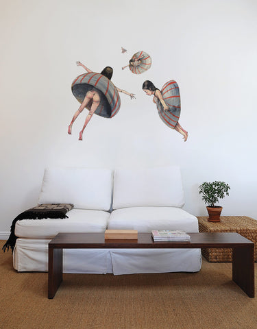 Wall Graphics | Graphic Wall Decals | Blik
