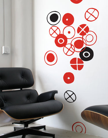 Eames Circles ~ Small