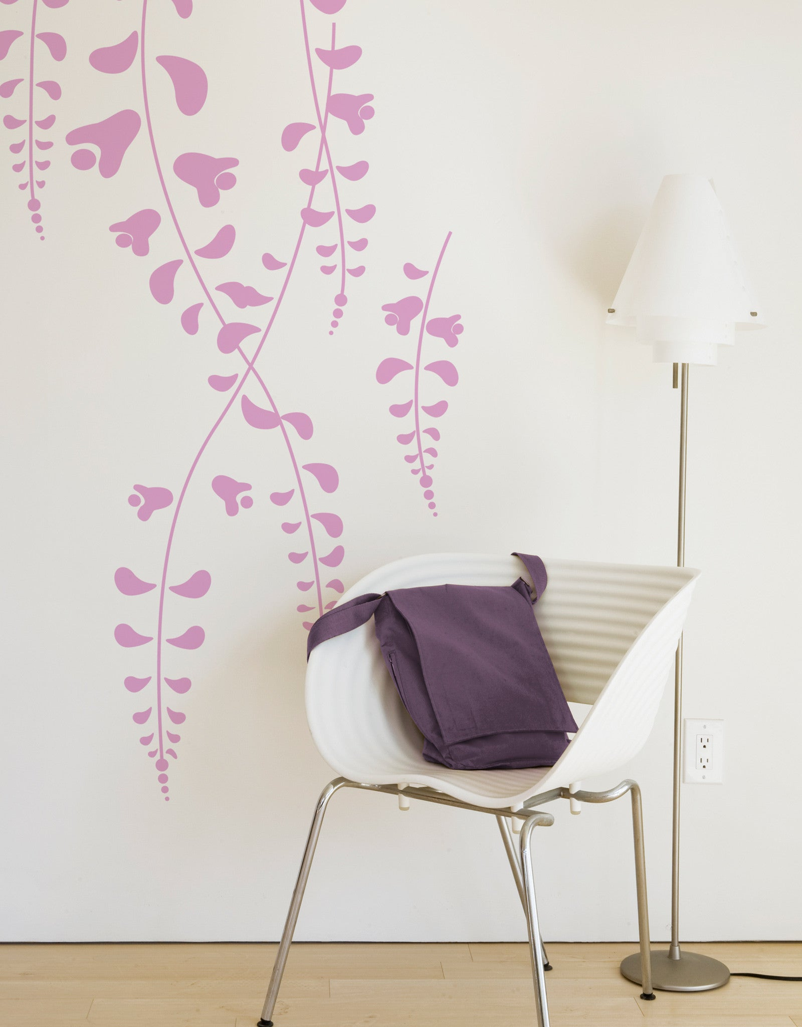 Home Wall Graphics Wisteria. Wisteria