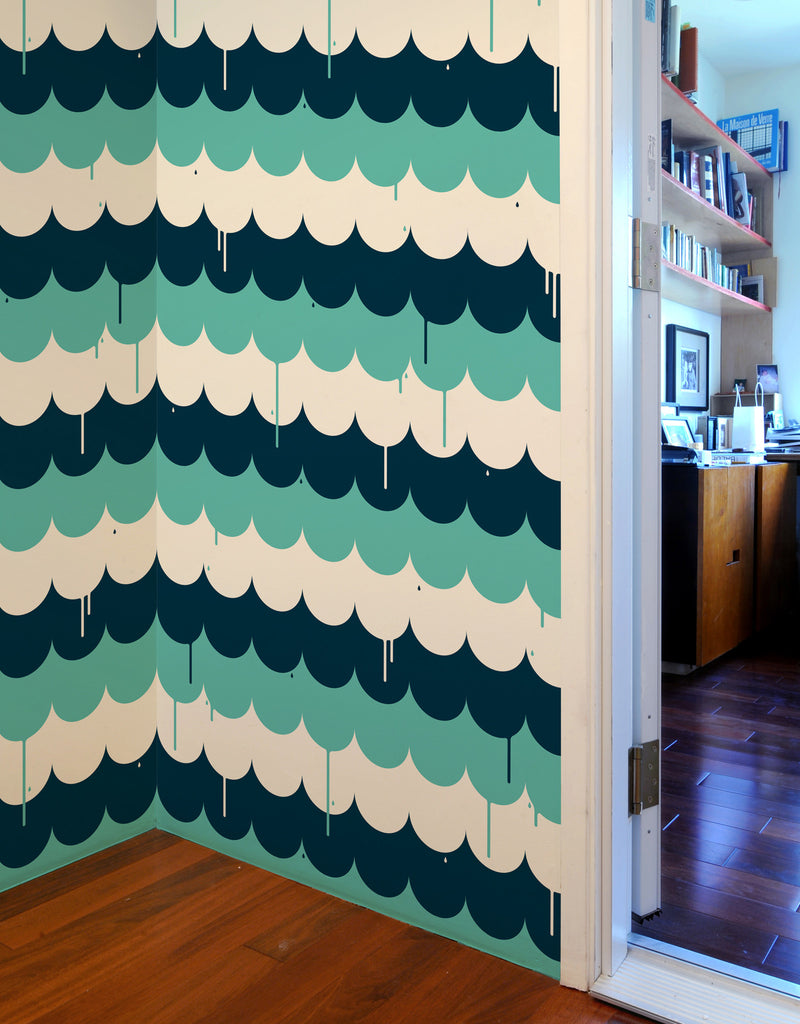 Scallops ~ Pattern Wall Tiles