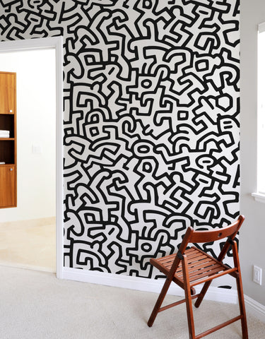 Beautiful Buy Now · Keith Haring ~ Pattern Wall Tiles