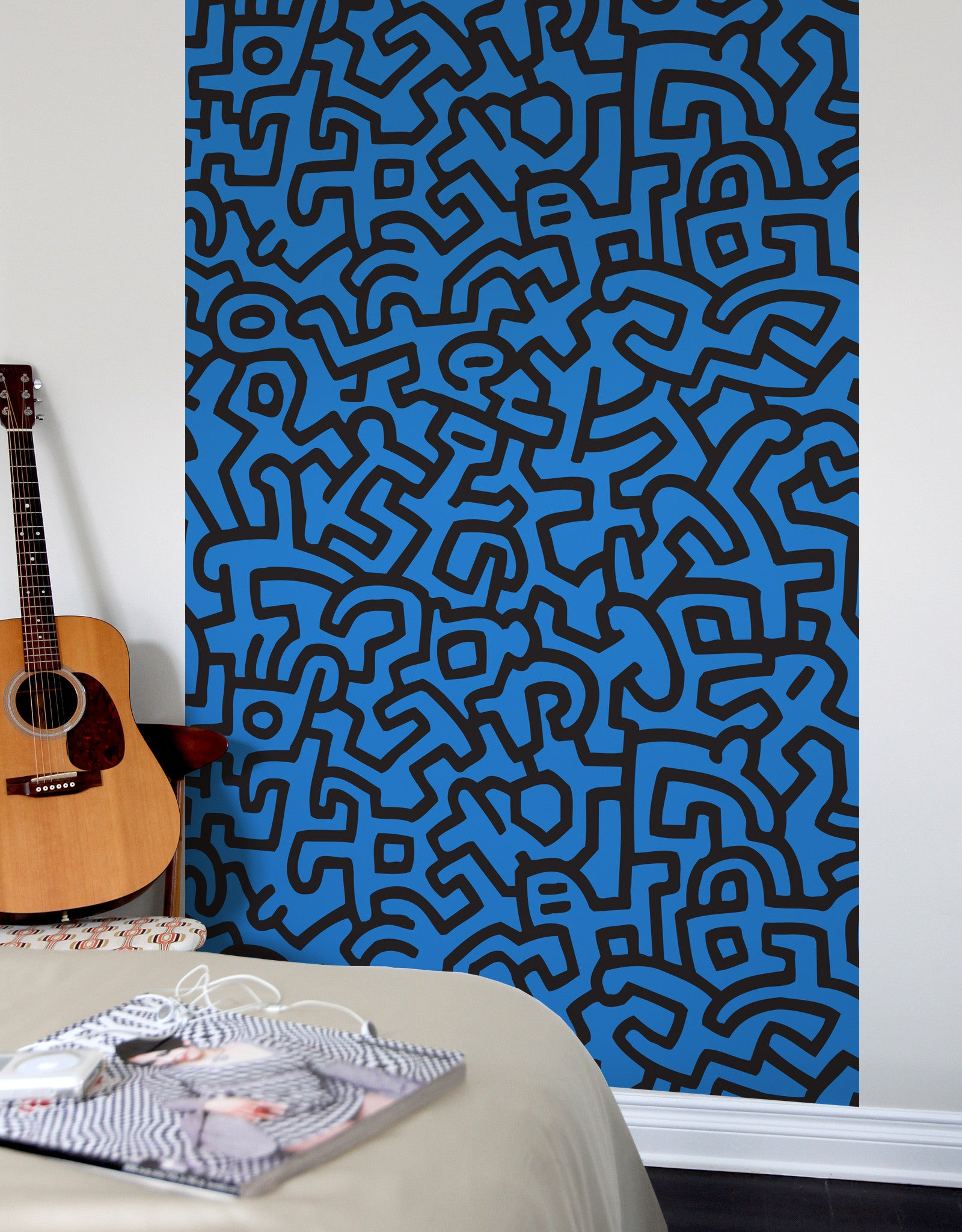 ... Keith Haring ~ Pattern Wall Tiles Part 59