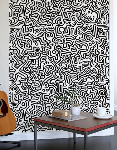 Movement ~ Pattern Wall Tiles
