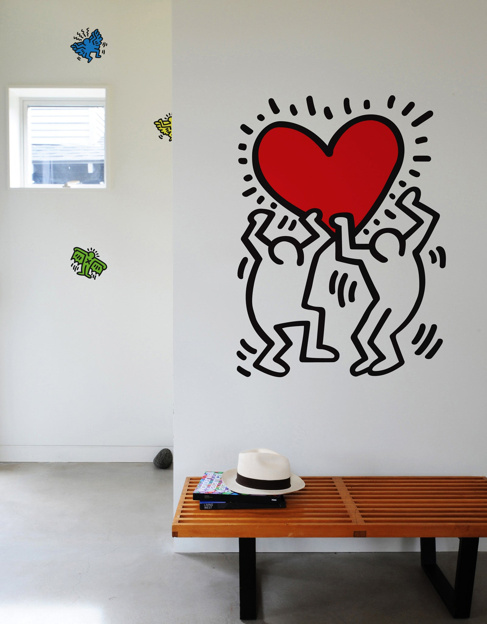 Untitled Heart : blik wall decal - www.pureclipart.com