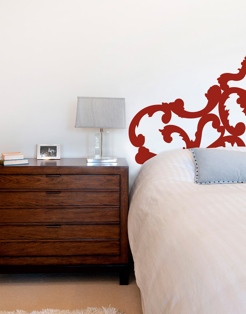 Sophie Headboard Wall Decal