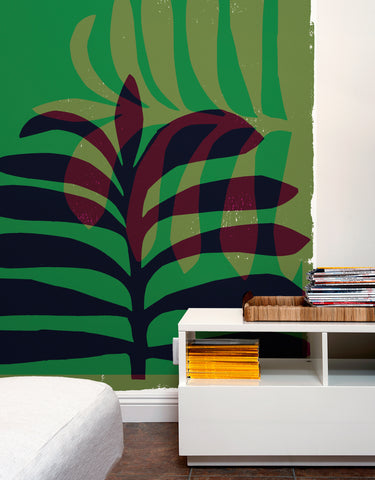 NCC Leaf Wall Panels