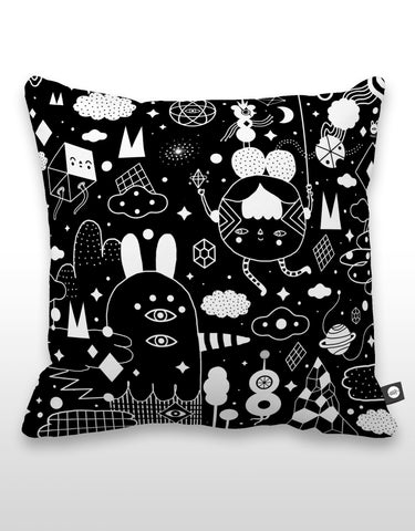 Beyond the Space Pillow - Black