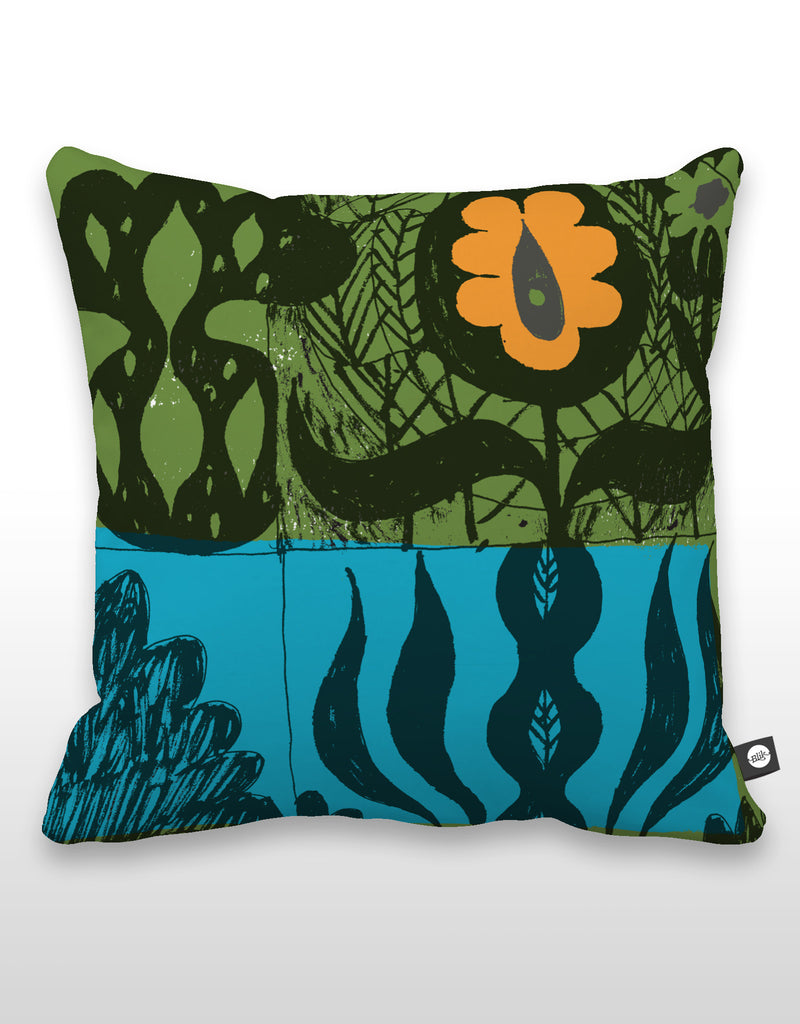 NCC Botanical Pillow