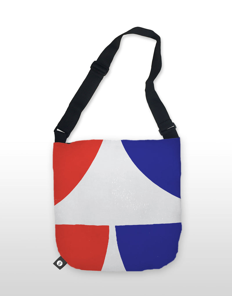 NCC Red White and Blue Tote