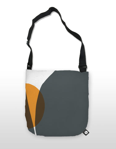 NCC Orange Dot Tote