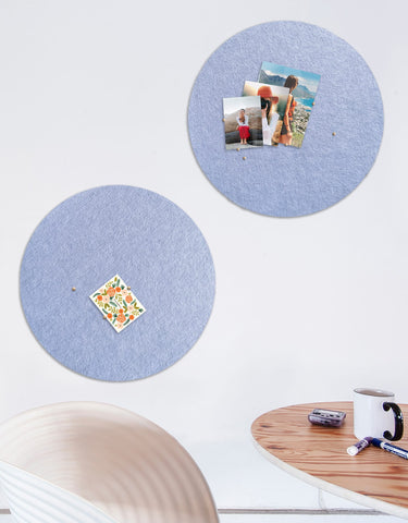 Circle Pinboard, Small in Peri