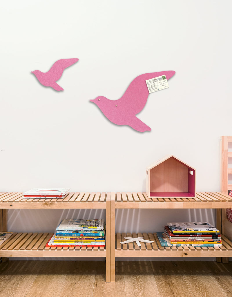 Fly Pinboard in Pink
