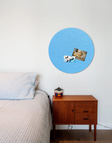 Circle Pinboard, Large in Sky