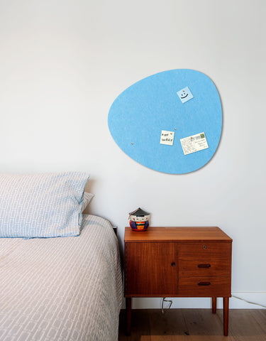 Pebble Pinboard, Large in Sky