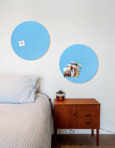 Circle Pinboard, Small in Sky