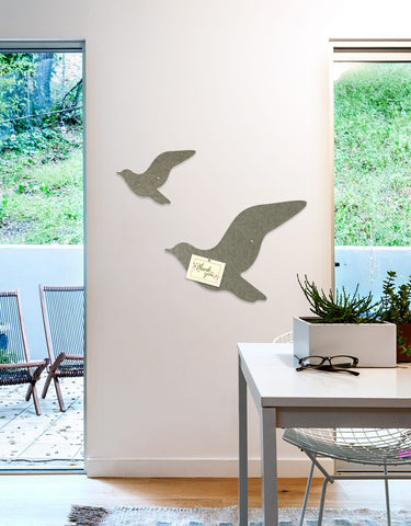 Fly Pinboard in Stone