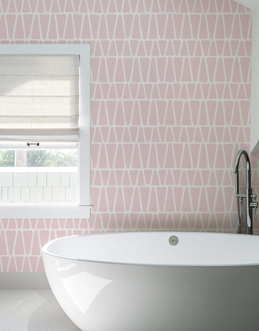 Patterned Wall Tiles | Fabric Wall Tiles | Blik
