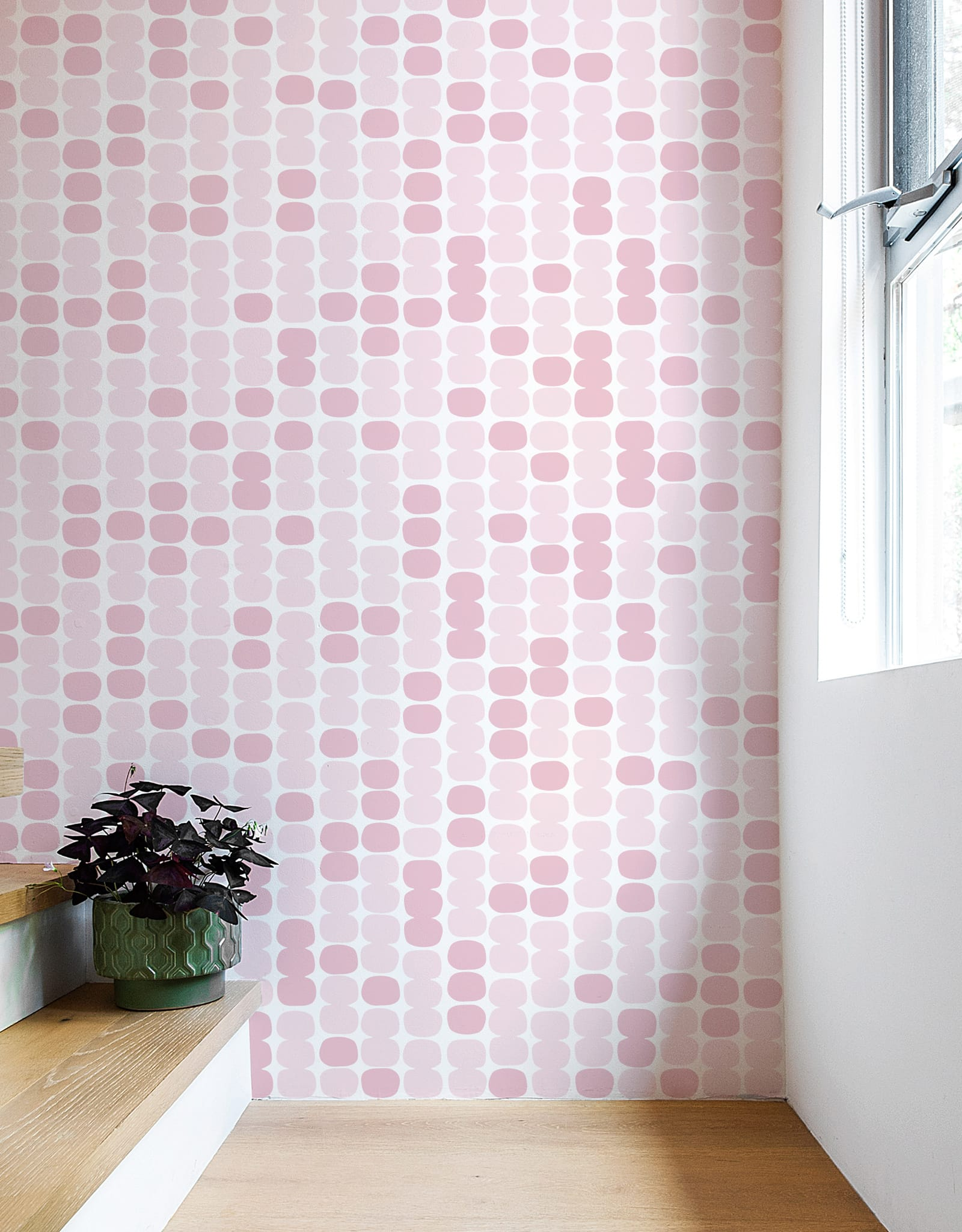Pebbles Pattern Wall Tiles. Patterned Wall Tiles   Fabric Wall Tiles   Blik