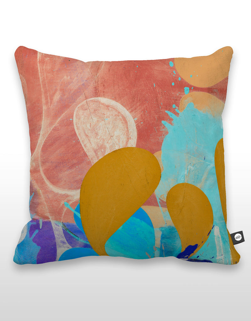 Gold Flash Pillow