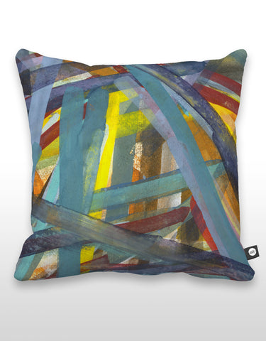 Gouache Pillow